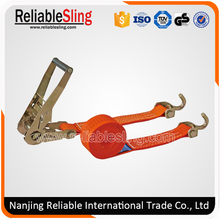 GS polyester ratchet tie down webbing sling belts wholesale
