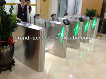 CE Approved Full High Speed Gate,sliding turnstile gate