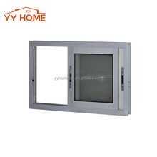 Horizontal Aluminum Profile Sliding Window