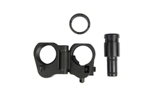 Military guns shooting accessories weaver scope mounts with AR folding stock adapter