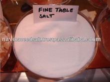 White Refined Powder Crystal Himalayan Fine Table Salt