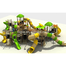 Kids outdoor playsets kindergarten playground equipment