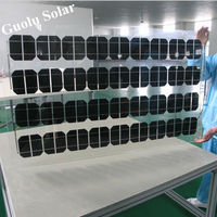 Low MOQ Great Performance BIPV Price Per Watt Monocrystalline Silicon Solar Panel
