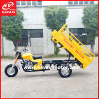 Lifan Three wheel motorcycle for loading/ air cooling engine Tricycle KV150ZH-B models