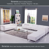 816-1#Dubai Sofa Furniture price for cheap sectional stainless steel sofa