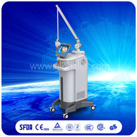 RF tube machine CO2 fractional laser acne removal price