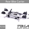New style Bicycle Carrier Aluminium Alloy Rear mounted Bike Carrier