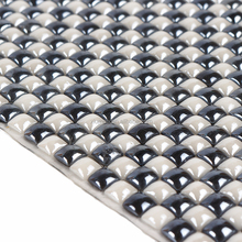 wholesale A grade iron on rhinestone sheet iron on rhinestone mesh