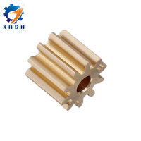 Manufacture 0.3M/0.4M Small Brass Spur Gears