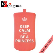 cell pouch princess lovely printing cellphone bag