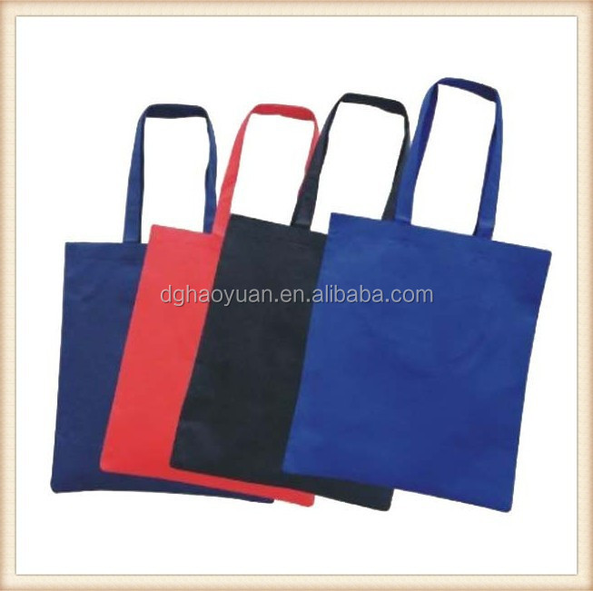 Cheap Resuable Non woven tote bag cheap shopping bag promotional non-woven tote bag