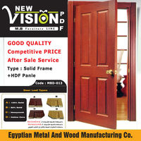 Hotel wooden room door ( MBD-013 )