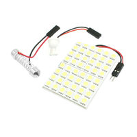 T10 Festoon for Car Auto 5050 SMD 48 LED Dome Light Lamp