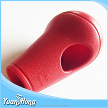 Custom made soft silicone car gear case chinese factory made wholesale