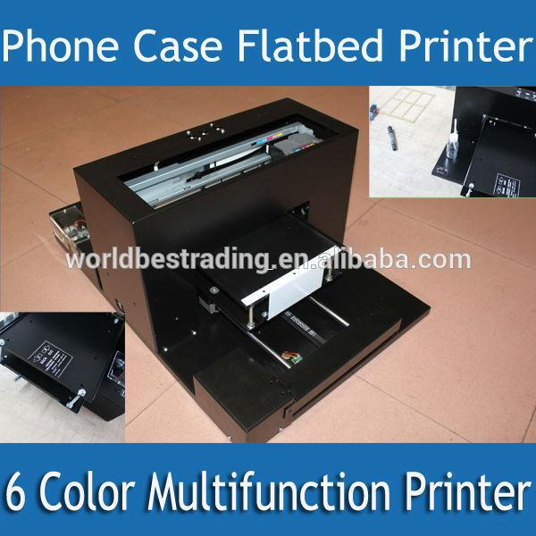 Factory Supply Best Quality Best Price-Flatbed Printer Phone Cover Shell Printer