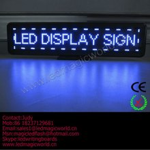 New Aliexpress Good Quality Led Car Rear Window Digital Display
