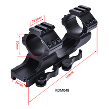 AR15 QD Mount Quick Detachable Scope Mount Fits For 21mm Picatinny Rail For Rifle Air Gun Hunting
