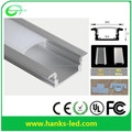 LED Aluminum profile 5630 72led/ 60led