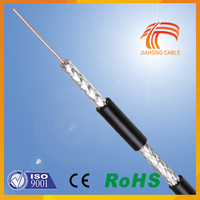 cable rg6 with sma connector For Mid-East mini rg6 coaxial cable