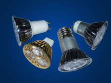 3W high quality GU10 led lamp ,led bulb lihgt with CE & Rohs