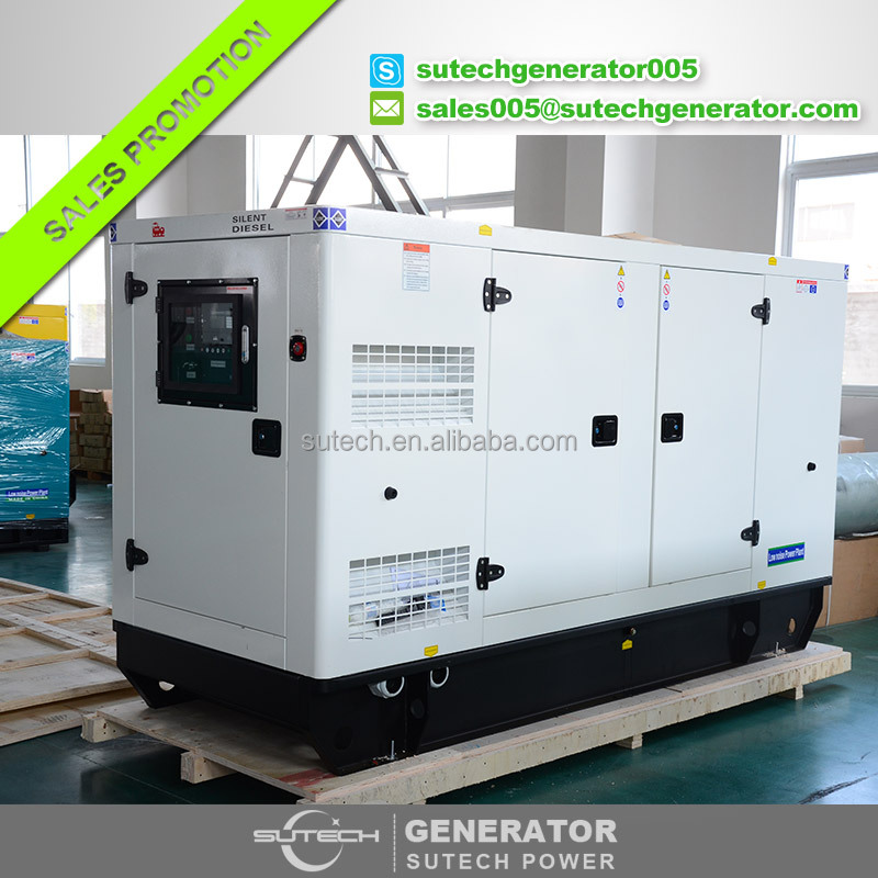 Factory supply 100 kw silent diesel generator price with Cummins engine 6BTA5.9-G2