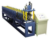 77mm Roller Shutter Roll Forming Machine
