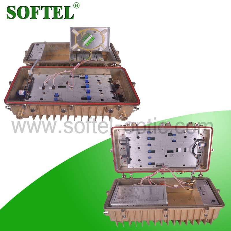 [Skype account: softel009] Cable TV Signal Work Station/Optical Receiver/Optical Node