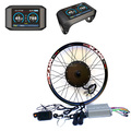 60V 3000w electric bike kit with battery