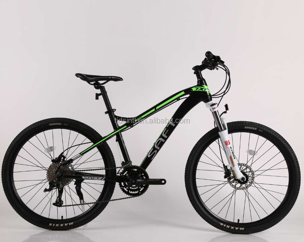 21 speed 26 inches Saft Yufeng880 Aluminium Alloy Bicycle, Full suspension Mountain bike hotsale
