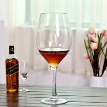 wholesale 60cm tall wine glass vases for wedding and event