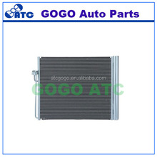 GOGO A/C Condenser For BMW X5 2007 OEM 64536972553 64509239992