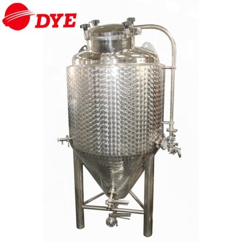 100 L stainless steel unitanks Home Brew Homebrew small Equipment beer brewing Kit