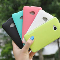 Flexible pu smart cover for HTC ONE mobile phone case cover new product for 2013