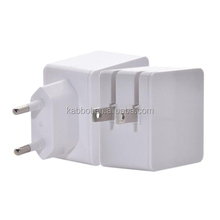 1 USB Smart Battery Charger 18W Fast USB Wall Charger Adapter for Galaxy S7/S6/Edge, Nexus 6P, LG G5