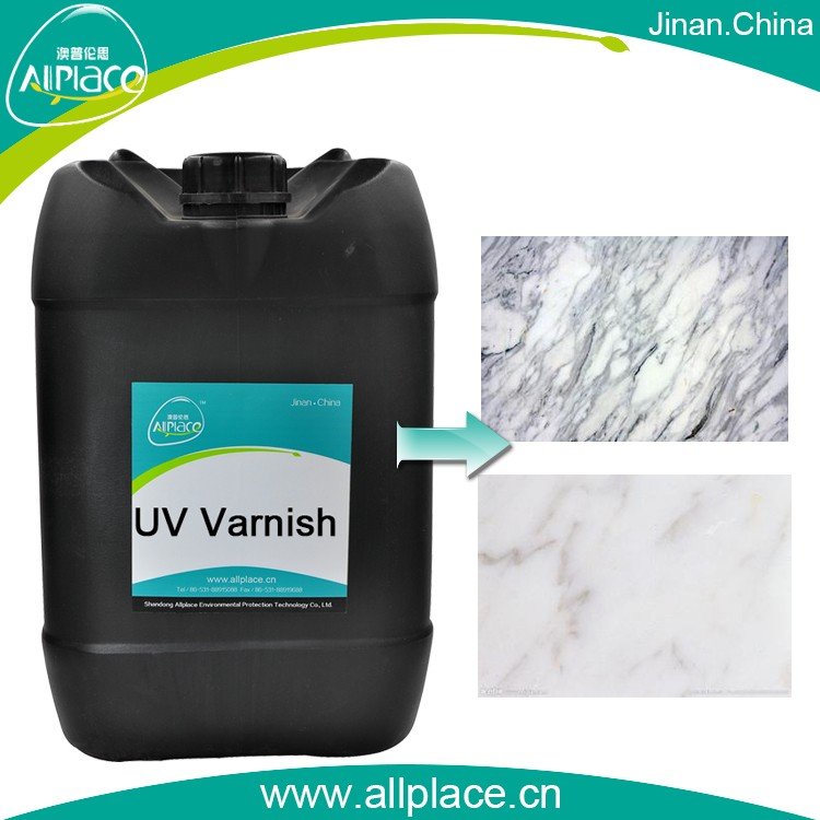 Ceramic tiles Coat Liquid Clear UV Lacquer/UV Coating