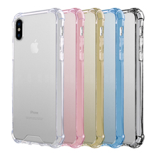 for iphone x case cover,brg newest fashional protective case for iphone 8 /8plus acrylic shockproof phone case
