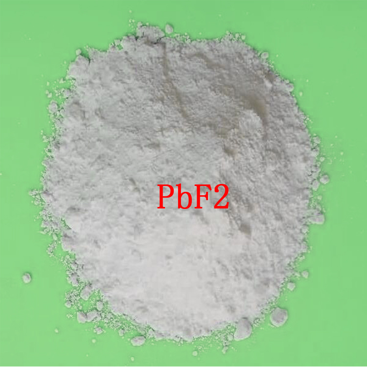 Hot sale High purity Lead fluoride (PbF2) with low price