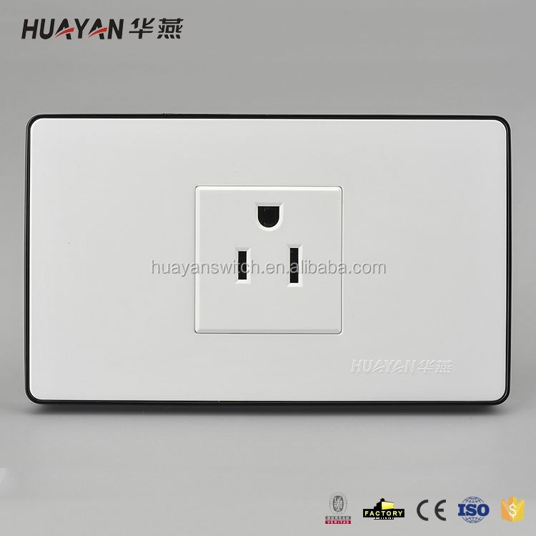New product OEM design eu tv satellite wall socket from China