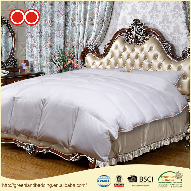 Online Shopping Polyester Thin White Super Soft Quilted Down Hotel Duvets Bedding Set