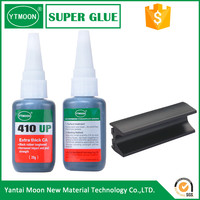 black super rubber glue for tires