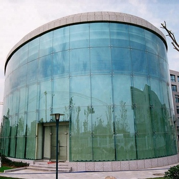 Point Supported Aluminium Glass Curtain Wall