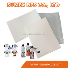 Factory supply free sample 100g sublimation heat inkjet transfer paper A4 A3 A3+ for mug textile