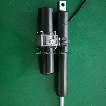 Mini hydraulic actuator