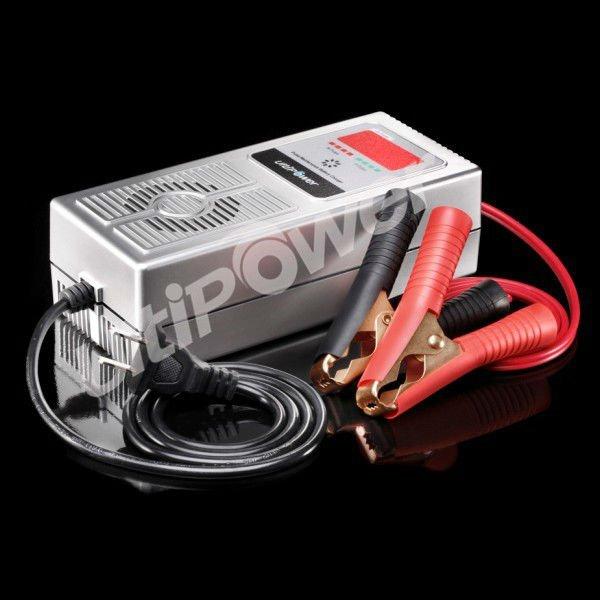 Ultipower 48V 2.5A smart pulse tech electric scooter battery charger with digital display