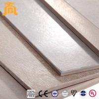 Fireproof materials high strength fiber cement board for wall partition