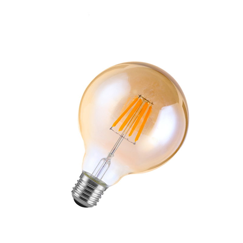 Led bulb e27 power led lamp g80 vintage edison filament light 110v 220v energy saving lamp replace incandescent bulb lamparas