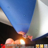 High Quality Fireproof Waterproof Polyester Flame Retardant Oxford Fabric