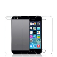 For iPhone 5 / 5S / 5C / SE 2.5D 0.3mm Tempered Glass 9H High Clear Transparency Screen Protector for iPhone 5/5S/5C/SE