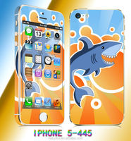 colorful skin sticker for iphone 5