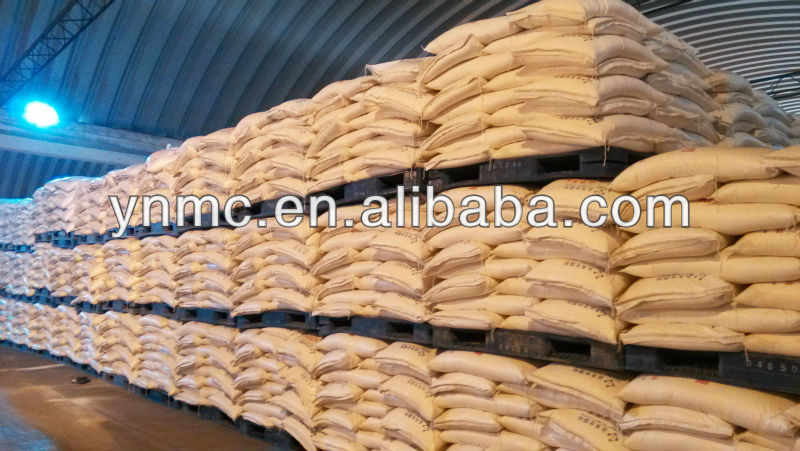 Powder state ammonium sulfate fertiliser AS
